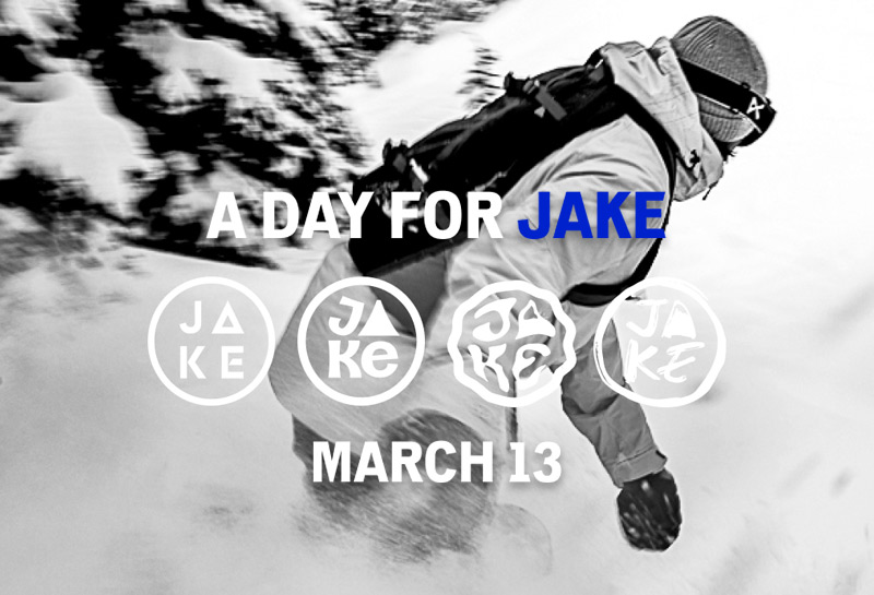 A Day For Jake: Go Have as Much Fun as Possible