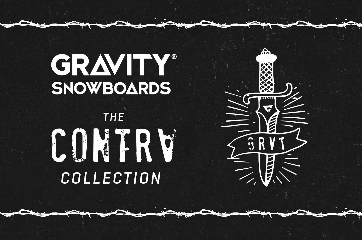 Gravity Snowboards - The Contra Collection