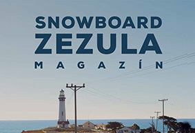 SNOWBOARD ZEZULA Magazine issue