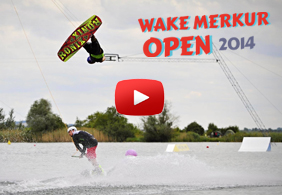 Video! Wake Merkur Open 2014!