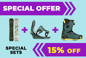 Special offer 15% off