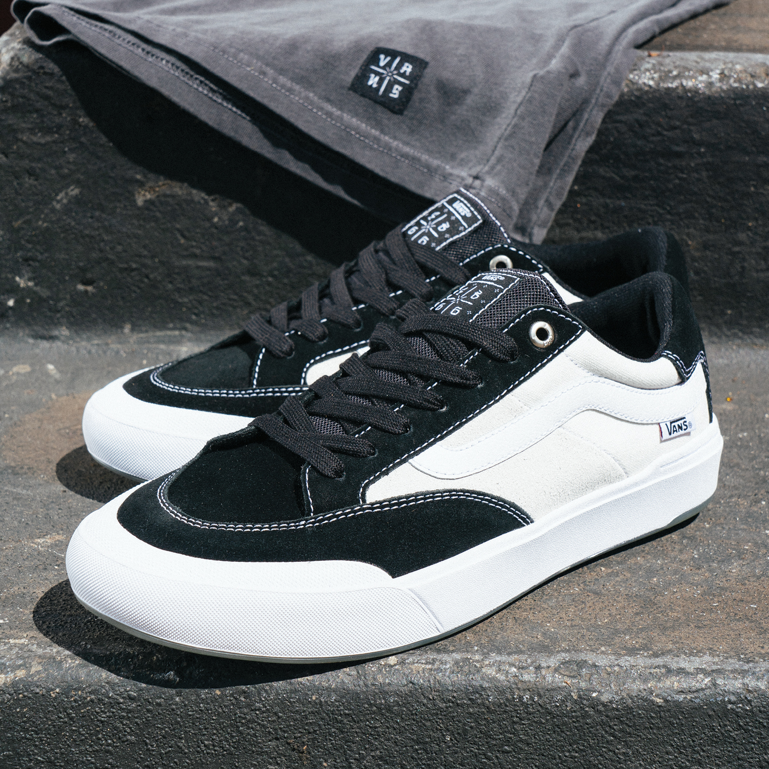 Photo Gallery of Article Vans Berle Pro. New signature model designed for body and soul skaters