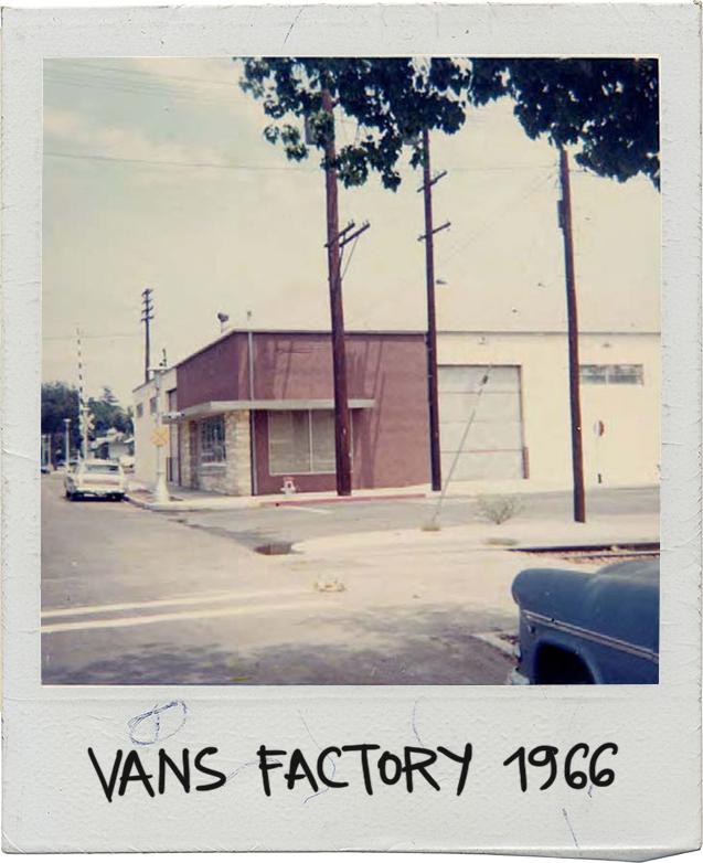 Vans Factory 1966