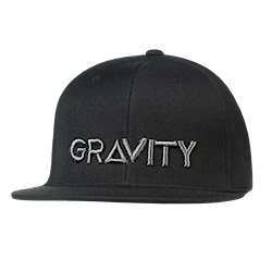 Gravity Logo black 2018/2019