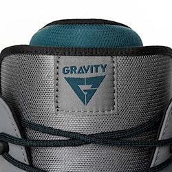 Gravity Manual grey/blue 2017/2018