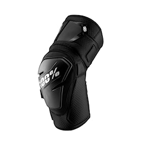 100% Fortis Knee Guard black 2021
