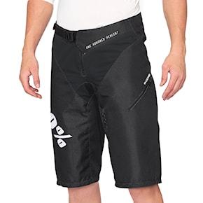 100% R-Core Shorts black 2020
