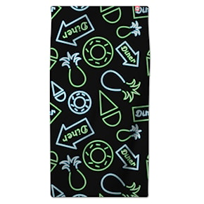 After Beach Towel black 2020