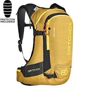 Snowboard backpack Ortovox Free Rider 26 L yellowstone 2020/2021