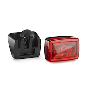 Bike helmet light Bern Asteroid red 2017