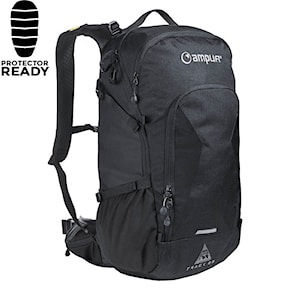 Bike Backpack Amplifi Track 23 stealth black 2021