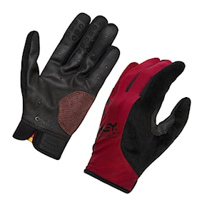 Bike rękawice Oakley All Conditions Gloves red line 2021
