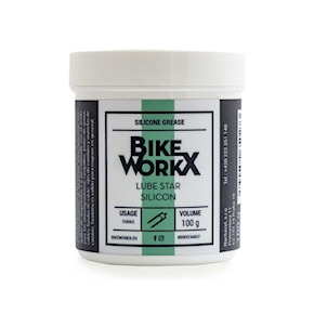 Bike Workx Lube Star Silicon 100G