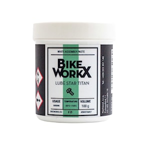 Bike Workx Lube Star Titan 100G