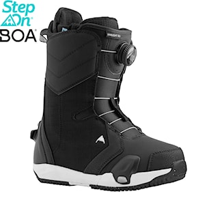 Boots Burton Limelight Step On black 2020/2021