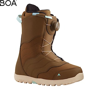 Buty Burton Mint Boa brown 2020/2021
