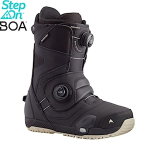 Boty Burton Photon Step On black 2020/2021