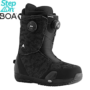 Boty Burton Swath Step On black 2020/2021