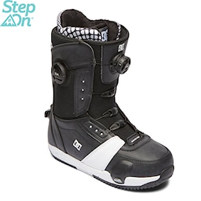 Boty DC Lotus Step On black/white 2020/2021