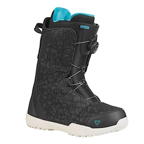 Boots Gravity Aura Atop black denim/teal 2020/2021