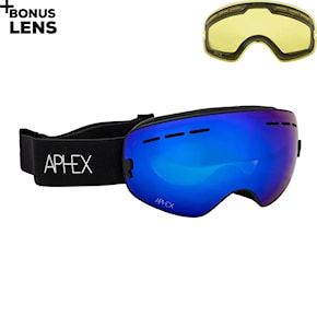 Goggles Aphex Krypton Small matt black 2020/2021
