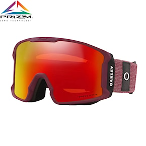 Brýle Oakley Line Miner XL heathered grenache grey 2020/2021