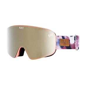 Goggles Roxy Feelin oxblood red leopold 2020/2021