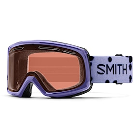 Goggles Smith Drift dusty lilac dots 2019/2020