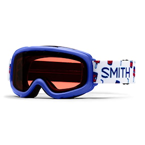 Goggles Smith Gambler blue showtime 2019/2020