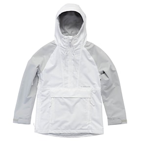 Bunda Armada Saint Insulated Anorak white/steel 2020/2021