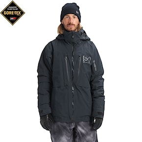 Jacket Burton Ak Gore Lz Down true black 2020/2021
