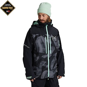 Jacket Burton AK Gore Swash ty williams camo 2020/2021