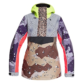 Bunda DC Envy Anorak Se repurpose multi camo/opticool 2020/2021
