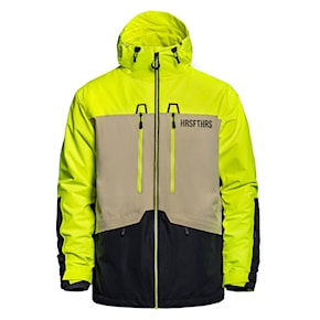 Jacket Horsefeathers Crescent Atrip limeade 2020/2021
