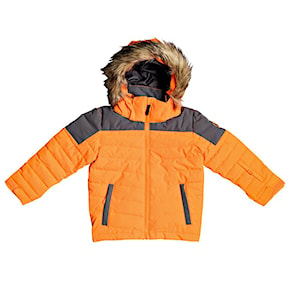 Jacket Quiksilver Edgy Kids shocking orange 2020/2021