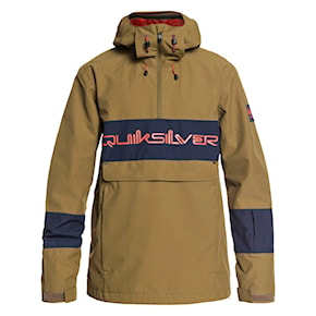 Bunda Quiksilver Steeze military olive 2020/2021