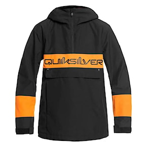 Bunda Quiksilver Steeze Youth true black 2020/2021