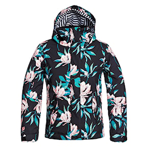 Jacket Roxy Roxy Jetty Girl true black tropical day 2020/2021