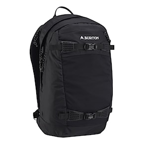 Snowboard backpack Burton Day Hiker 28L true black ripstop 2021