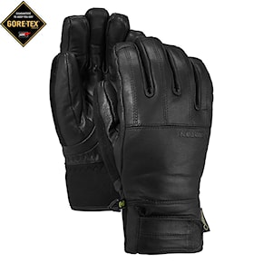 Rękawice Burton Gondy Gore Leather true black 2020/2021