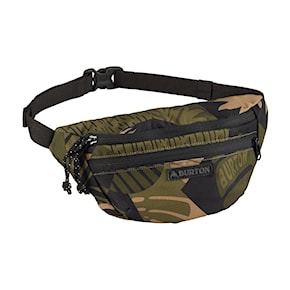 Burton Hip Pack olive woodcut palm 2020
