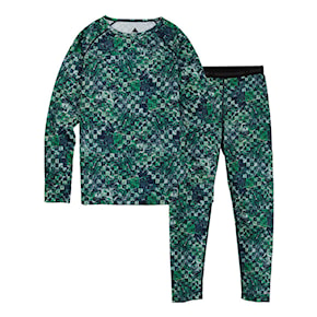 Tričko Burton Lightweight Base Layer Set Kids birds eye 2020/2021