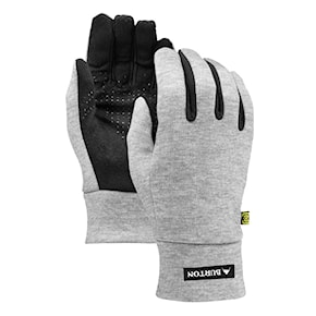 Gloves Burton Wms Touch N Go Liner heathered grey 2020/2021