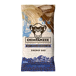 Chimpanzee Dark Chocolate & Sea Salt