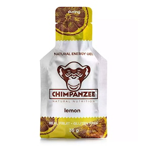 Chimpanzee Natural Energy Gel Lemon