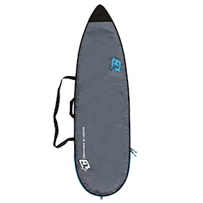 Creatures Shortboard Lite charcoal/cyan 2019