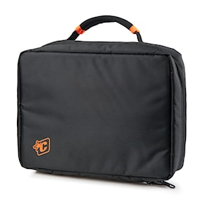Creatures Surf Accessories Case black/orange