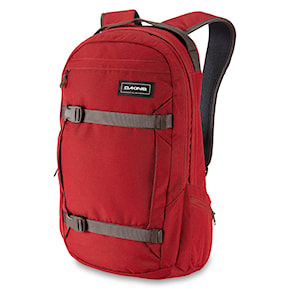 Batoh Dakine Mission 25L deep red 2020/2021