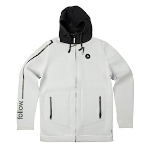 Follow Layer 3.1 2 Twelker Neo Hoodiee white/black 2021