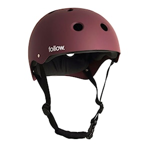 Kask Follow Safety First red 2021
